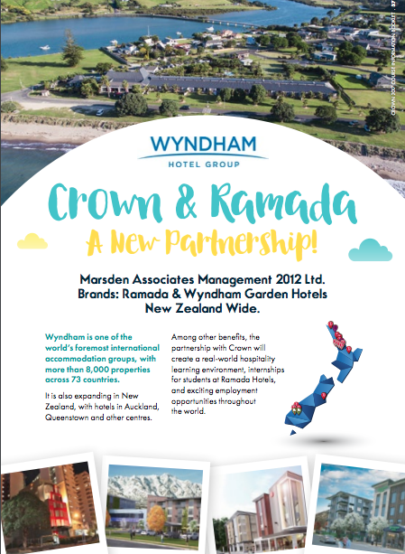 Crown & Ramada - A new partnership